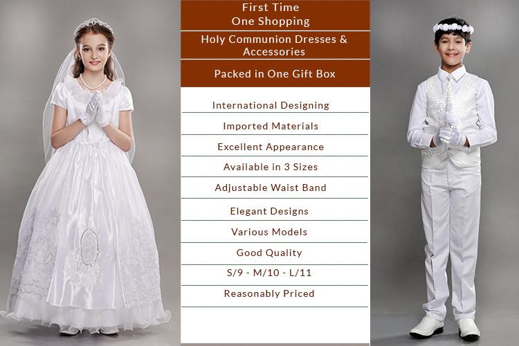 Holy Communion Dresses For Girls